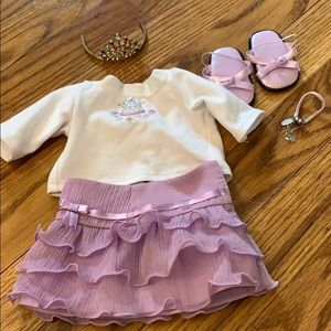 American Girl Doll Birthday Outfit